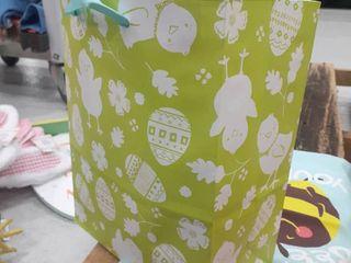 Easter Stuffed Gift Bag