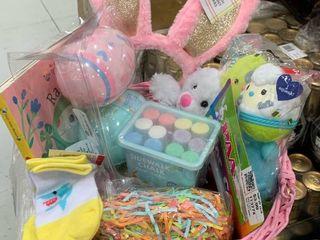 light Pink Baby Basket