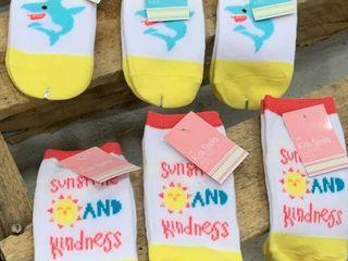 little Kid Sock Bundle Size 5 6 5