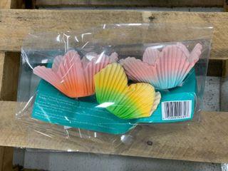 Flower Paper Baking Cups