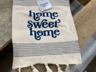 Home Sweet Home Sign  needs cleaned