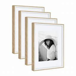 Kate and laurel Gibson Photo Frame Set 4 Pack