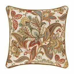 Gracewood Hollow Kleeman Square Throw Pillows Set of 2