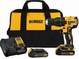 DEWAlT 20V Max Brushless Drill  Case