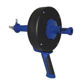 Cobra Digital 86250 1 4in X 25ft Pistol Grip Power Drum Auger