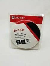 Utilitech 96 in Plug In Tape Under Cabinet light Open Box