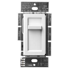 lutron lumea Cl White 150W Slide Dimmer Switch