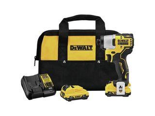 Dewalt Brushless Impact Driver Kit
