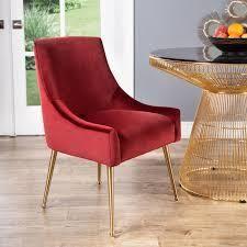Abbyson Velvet Dining Chair