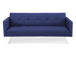 Serta Parker Dream Convertible Sofa with Power Outlets and USB Ports
