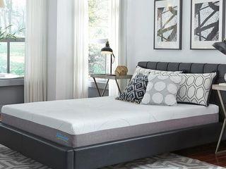 Slumber Solutions Gel Memory Foam Choose Your Comfort Queen Mattress