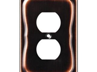 Brainerd Tenley Single Duplex Wall Plate Switch Plate Cover