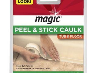 Magic Peel   Stick Caulk