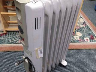Honeywell radiator heater 25 in H X 16 in l