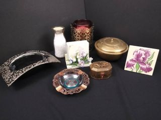 lot of misc  home decor