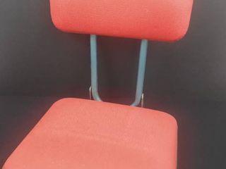 Padded stadium chair 15 in H