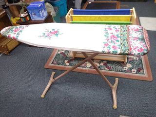 Floral pattern ironing board 61 1 2 in l