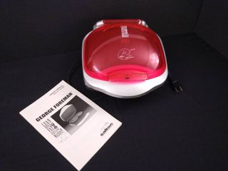 George Foreman grill Mo  GR10ABW