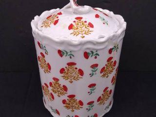 A Nora Fenton Design  Japanese porcelain 7 in H