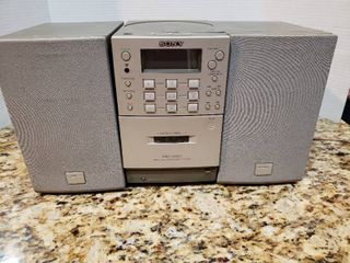 Sony Mini CD Stereo System Model PMC D305
