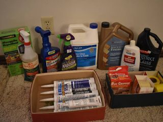 large lot of Cleaning and Home Care Products