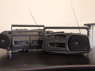 lot of 2 lenox Sound Stereos   Model     CT 99   CT 743