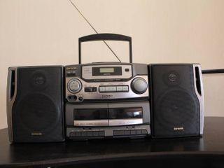 Aiwa Stereo   Model     CA DW420