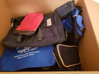 lot of Bags   Cases