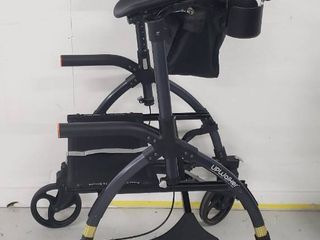 UP Walker   Folds Up for Transport   also doubles as mobility chair   Open  22 x 34 x 50 in  tall at handles