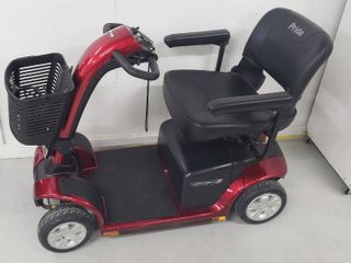 Pride Victory Scooter   Powers On and Takes a Charge  however  Neutral  Drive level needs Serviced so it will lock into Drive