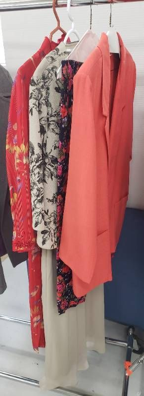 ladies 3 Dress Outfits  Size 14 16