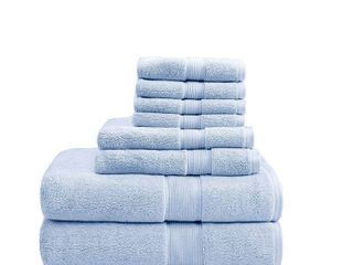 Madison Park Signature 800 GSM Cotton 8 piece Towel Set