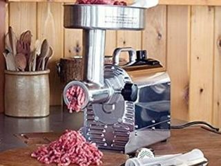 Weston Pro Series  12 Meat Grinder   1 HP  Retail  450