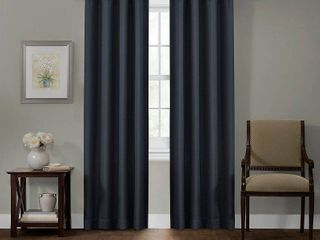 Set of 2 Maytex Smart Curtains Sheridan Blackout 84 inch Window Panel