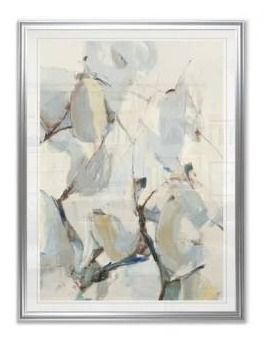 Wind and Pear Tree  Framed Giclee Print   26x36