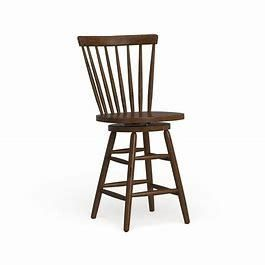 Description  The Gray Barn Mendosa Tobacco Finished Barstool Bar Height 29 32 in  Retail  96 49