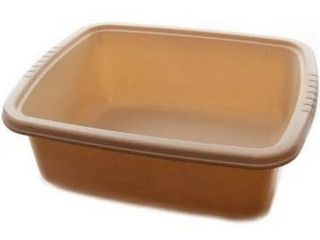 YBM Home Solid Plastic Dish Pan Basin