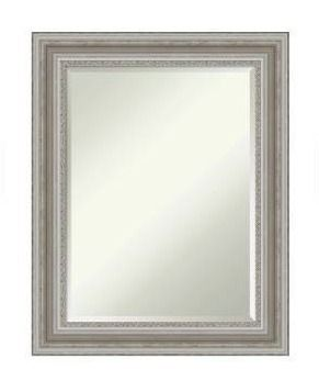 The Gray Barn Parlor Silver Bathroom Vanity Wall Mirror  Retail 85 99