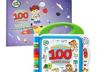 leapFrog learning Friends English Chinese 100 Words Book with learning Activity Guide  Amazon Exclusive