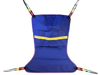 ProHeal Universal Full Body lift Sling  X large  56 l x 43    Solid Fabric Polyester Slings for Patient lifts   Compatible with Hoyer  Invacare  McKesson  Drive  lumex  Medline  Joerns and More