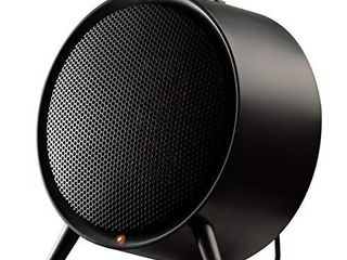 Honeywell UberHeat Ceramic Heater for Powerful Personal Heating in Small Spaces  Black   HCE200B