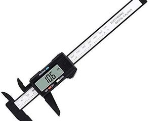 Digital Caliper  Adoric 0 6  Calipers Measuring Tool   Electronic Micrometer Caliper with large lCD Screen  Auto Off Feature  Inch and Millimeter Conversion