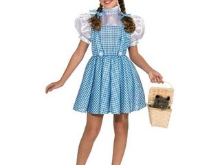Wizard of Oz Halloween Sensations Dorothy Costume  Small  75th Anniversary Edition