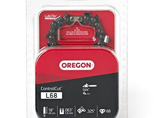 Oregon l68 ControlCut Chainsaw Chain for 18 Inch Bars  Fits Stihl  68 Drive links