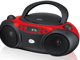 GPX CD RADIO BOOMBOX