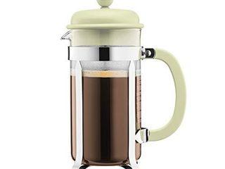 Bodum 1918 339B Y19 Caffettiera French Press Coffee and Tea Maker  34 Oz  light Green