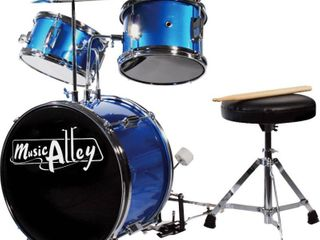 Music Alley Junior Drum Kit