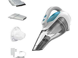 BlACK DECKER Dusbuster Handheld Vacuum  Cordless  Flexi Blue  HHVI315JO42