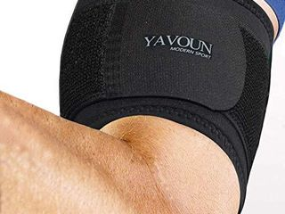 Tendonitis   Bicep Tricep Compression Sleeve Wrap   Tricep Tendonitis  Bicep Tendonitis   Pain Relief for Bicep and Tricep Muscle Strains  Compression Arm Suppor  Black  8 3    13 7  x W3 93