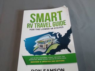 Smart RV TRAVEl Guide For The lower 48 States